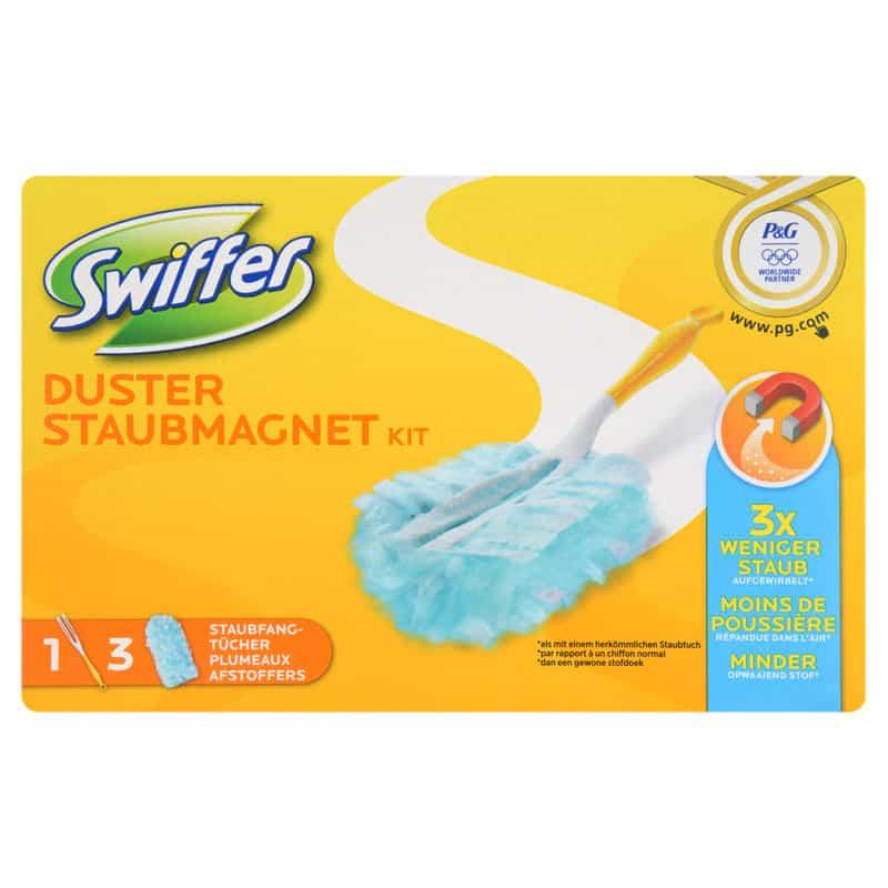 SWIFFER DUSTER STARTERSKIT